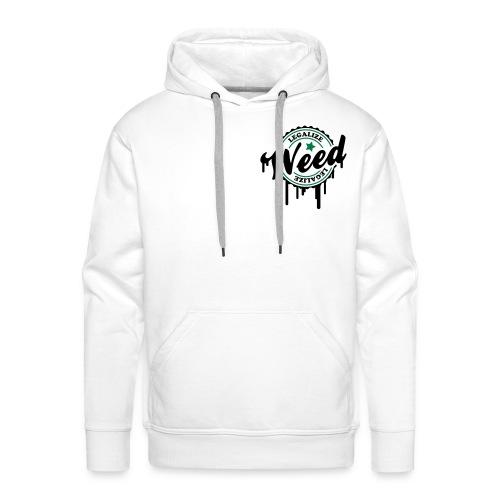 Legalize Weed Hoodie. - Men's Premium Hoodie