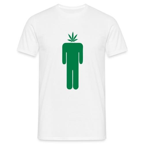 Smoker - Male Version. - Men's T-Shirt