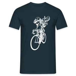 Cycling: I do - Männer T-Shirt