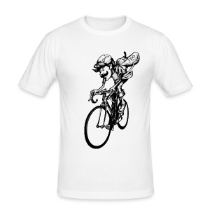 Cycling: I do - Männer Slim Fit T-Shirt