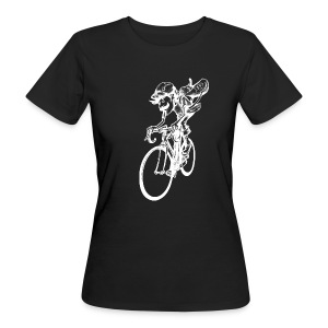 Cycling: I do - Frauen Bio-T-Shirt