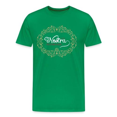 A casa di tifoso verde - Men's Premium T-Shirt