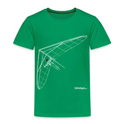 Deltavlieger Joost T-shirt kids - Kinderen Premium T-shirt