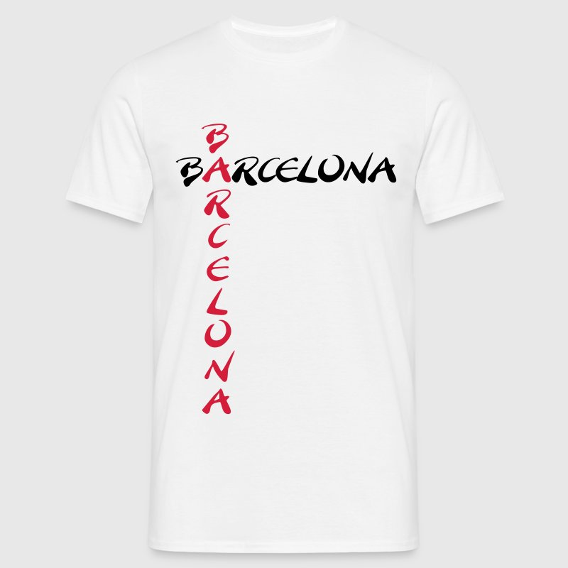 Barcelona T-Shirts - Men's T-Shirt