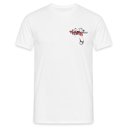 T-shirt Homme TRM91 Blanc - T-shirt Homme