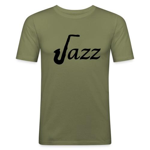 jazz - Camiseta ajustada hombre