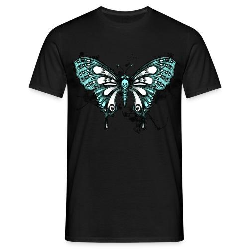 ink butterfly - T-shirt herr
