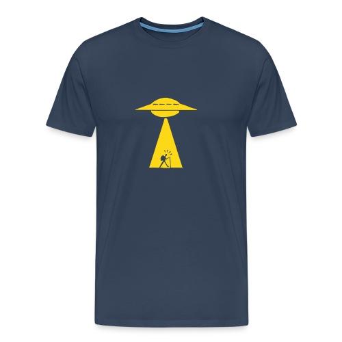 #EscursionistiAlieni Man - Maglietta Premium da uomo