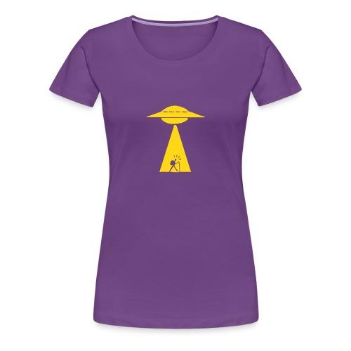 #EscursionistiAlieni Lady - Maglietta Premium da donna