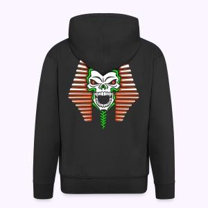 Mad Magus Men's Hooded Jacket - Miesten premium vetoketjullinen huppari
