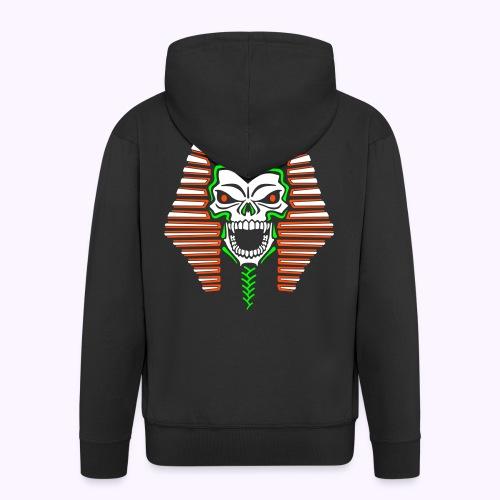 Mad Magus Men's Hooded Jacket - Men's Premium Hooded Jacket