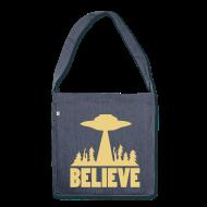 Sacs et sacs à dos ~ Sac bandoulière 100 % recyclé ~ Sac boudoulière 100% recyclé