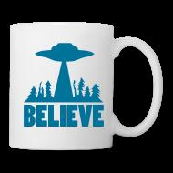 Bouteilles et Tasses ~ Tasse ~ Tasse Mug Believe