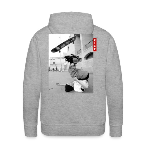 Mils Back - Sweat-shirt à capuche Premium pour hommes