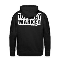 Logo Tuesday Market Männer Premium Hoodie