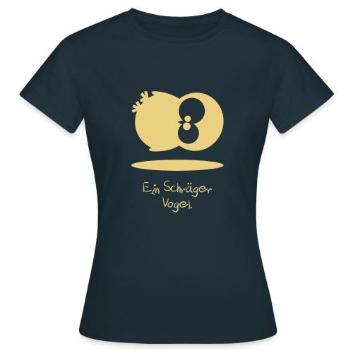 schräg - Frauen T-Shirt