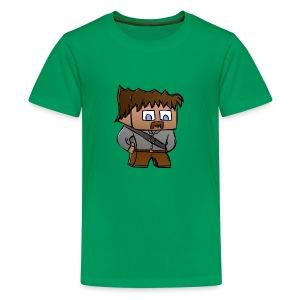 Addexio - Premium T-skjorte for tenåringer