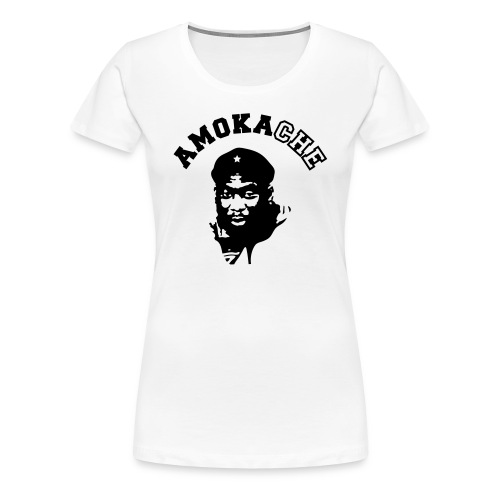 Women's AMOKACH Che t-shirt - Women's Premium T-Shirt