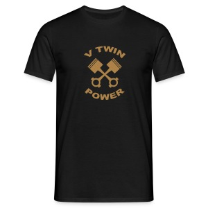 V-Twin Power TShirt - Men's T-Shirt
