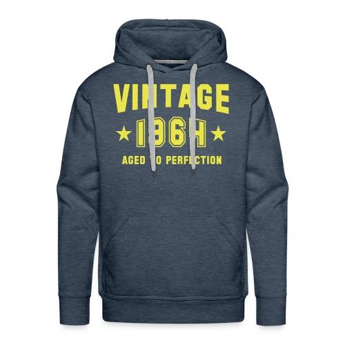 VINTAGE 64 HOODY - Men's Premium Hoodie