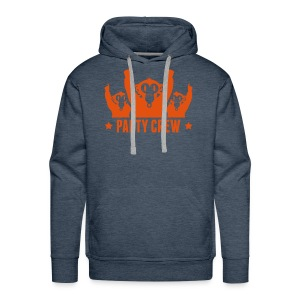 PARTY CREW HOODY - Men's Premium Hoodie
