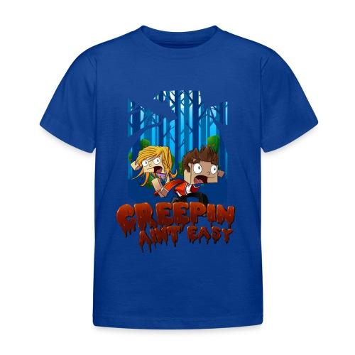 Creepin Ain't Easy Kid's Shirt MINECRAFT - Kids' T-Shirt