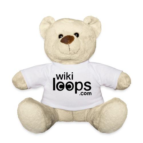 wikiloops support bear - Teddy Bear