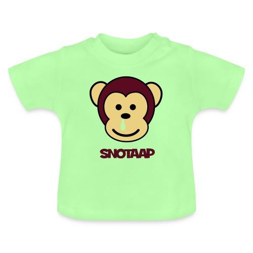 Snotaap baby t-shirt - Baby T-shirt
