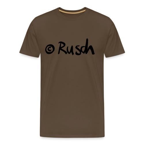 Copyright Rusch - Männer Premium T-Shirt