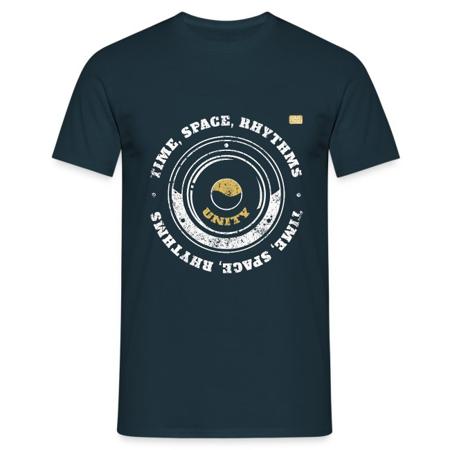 Tee-shirt Time, Space, Rhythms