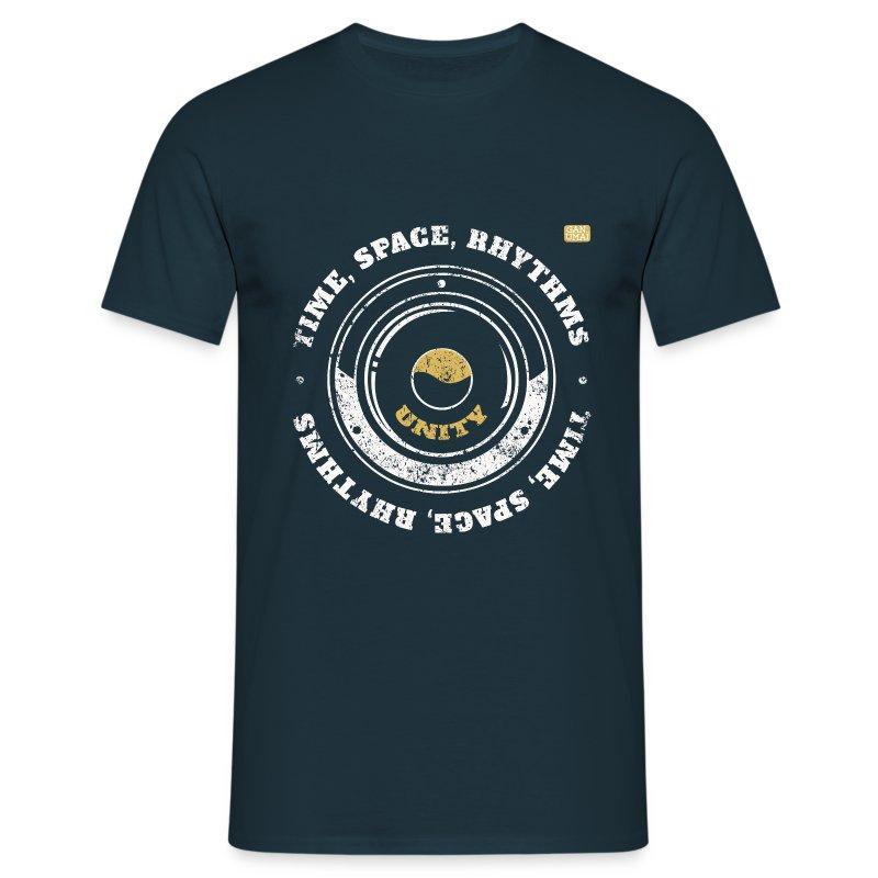 Tee-shirt Time, Space, Rhythms - T-shirt Homme