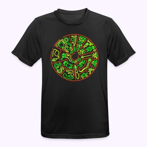 Disco Genetico Men's Funktion Shirt  - Men's Breathable T-Shirt