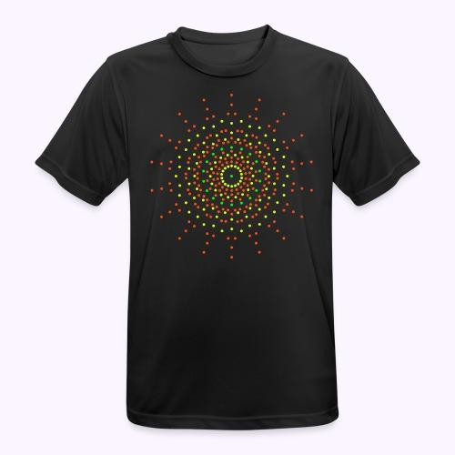 9th Dimension Stargate Men's Function Shirt. - Men's Breathable T-Shirt
