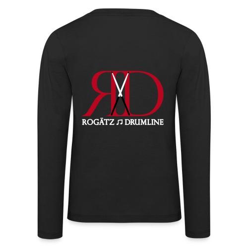 Rogätz Drumline Langarmshirt für Kinder - Kinder Premium Langarmshirt
