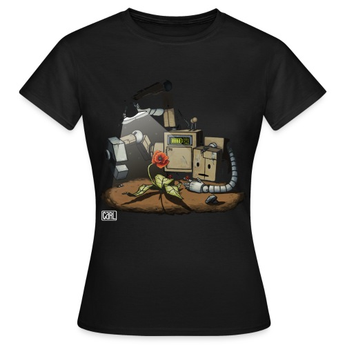 Saving Nature - T-Shirt W - Frauen T-Shirt