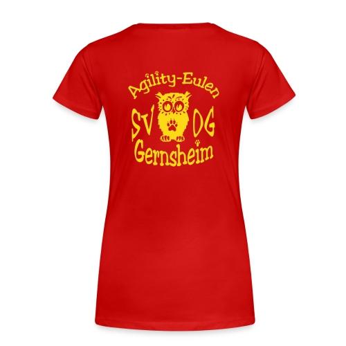 Classic Girlie - Frauen Premium T-Shirt