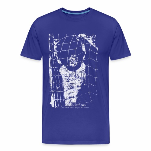 BILLY IN THE NETS - Men's Premium T-Shirt