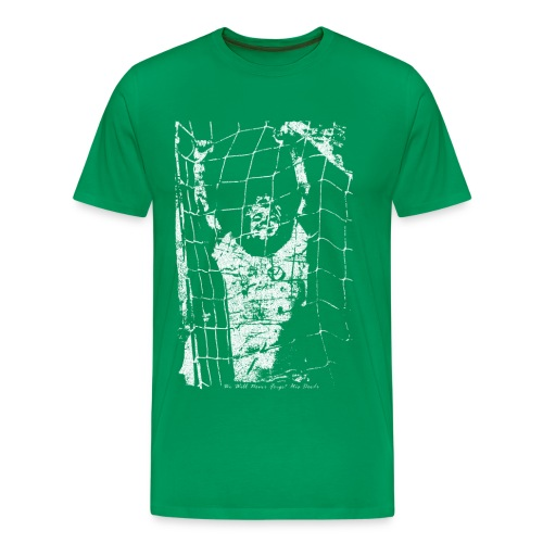 BILLY IN THE NETS - Men's Premium T-Shirt