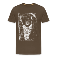 T-Shirts ~ Men's Premium T-Shirt ~ BILLY IN THE NETS