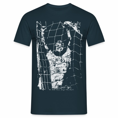 BILLY IN THE NETS - Men's T-Shirt