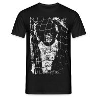 T-Shirts ~ Men's T-Shirt ~ BILLY IN THE NETS