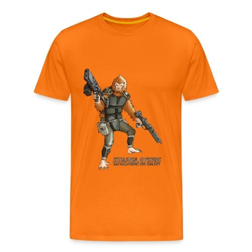 Borgoz-Fan - Männer Premium T-Shirt