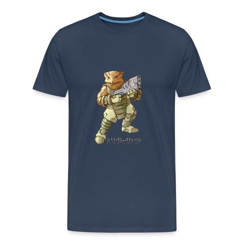 Skal'Az-Fan - Männer Premium T-Shirt