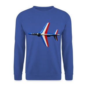Patrouille de France Alpha Jet - Men's Sweatshirt