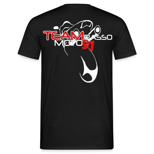 T-shirt Homme TRM91 Noir - T-shirt Homme