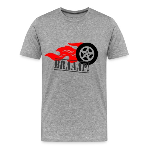 Braaap! Street moto - Maglietta Premium da uomo
