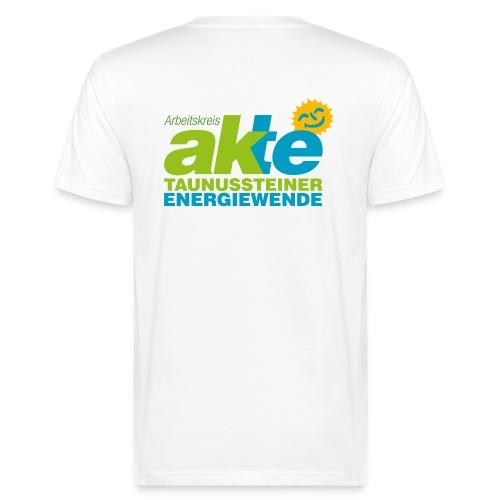 AKTE Öko-T-Shirt - Männer Bio-T-Shirt
