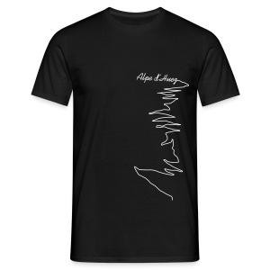 Alpe d'Huez - Men's T-Shirt