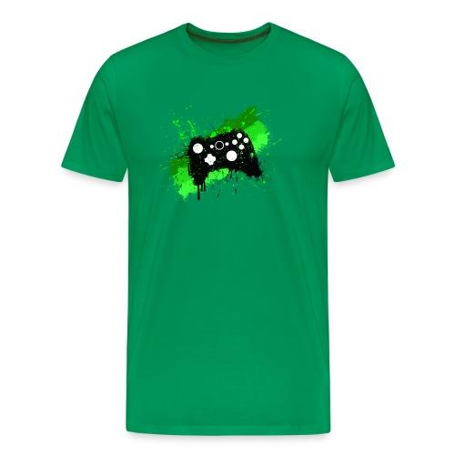 OlyM_27 Gaming Shirt  - Men's Premium T-Shirt