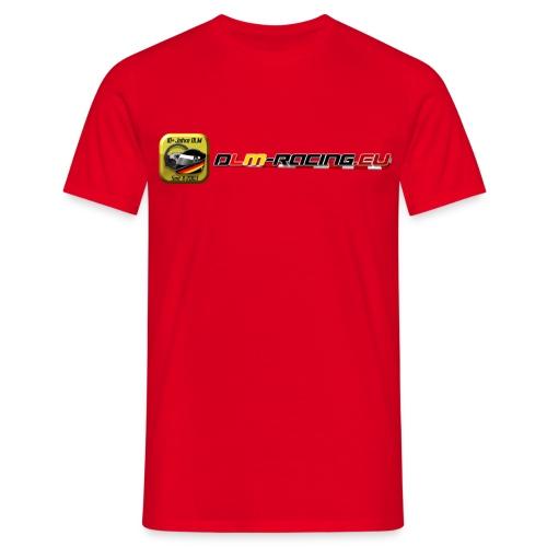 T-Shirt - Modell2 - DLM-Racing e.V. - Männer T-Shirt